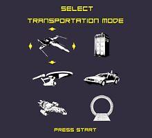Sci-fi Transportation 2 T-Shirt