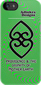 7-iphone4-Adinkra-Series-Providence by Keith Richardson