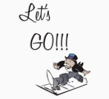 Let's Go!!! by Rottenchester