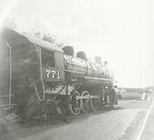 Ghost Train by garamer
