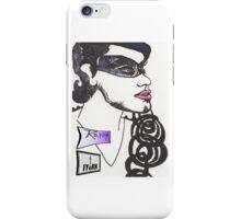 NIKITA THE 1st LADY iPhone Case/Skin