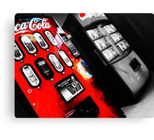 Cola Wars  Canvas Print