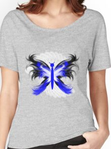 Stylized Butterfly 2 Women's Relaxed Fit T-Shirt