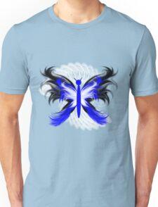 Stylized Butterfly 2 Unisex T-Shirt