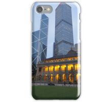 Legislative Council Building Hong Kong iPhone Case/Skin