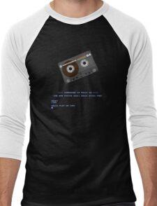 Commodore 64 Cassette Tape Loading... Men's Baseball ¾ T-Shirt