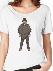 NOW IS THE FUTURE - Marty Mcfly 1885 Women's Relaxed Fit T-Shirt