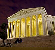 Thomas Jefferson Memorial by CraMation