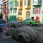 VW Beetle San Francisco by CraMation