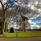 A corner of Pittencrieff Park by Tom Gomez