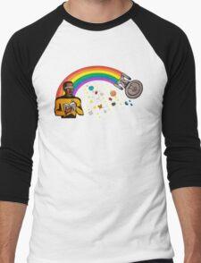 A Trek Anywhere Men's Baseball ¾ T-Shirt
