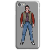 NOW IS THE FUTURE - Marty Mcfly 1955 iPhone Case/Skin