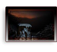 """"""" Storm Bringer """" Canvas Print"""