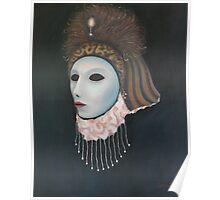 Mask and Chocker Poster