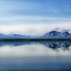 Marsh Lake, Yukon  by Vickie Emms