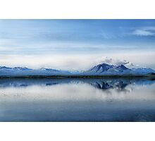 Marsh Lake, Yukon  Photographic Print