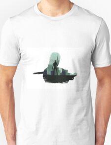 graphical kickass movie tribute T-Shirt