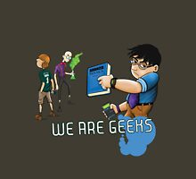 We are geeks light edition Unisex T-Shirt