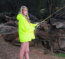 Gone Fishing with Jacinta 2 by Nigel Donald