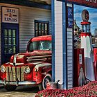 Fill er Up by Jim  Egner