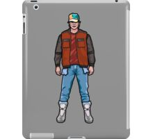 NOW IS THE FUTURE - Marty Mcfly 2015 iPad Case/Skin