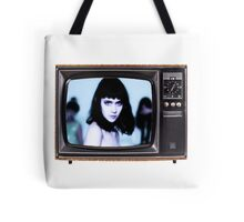 Grimes TV Tote Bag