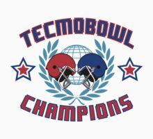 TECMO CHAMPIONS Baby Tee