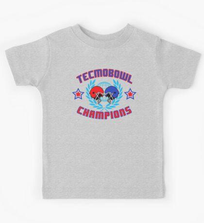 TECMO CHAMPIONS Kids Tee