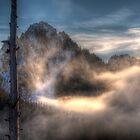 Misty Mountain by Mari  Wirta