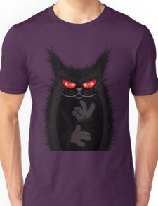 IAGO THE MIDNIGHT CAT Unisex T-Shirt