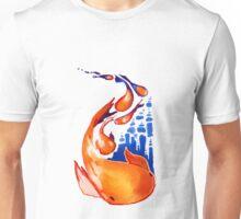 Koi Bubbles Unisex T-Shirt