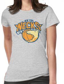 New York Necks Womens Fitted T-Shirt