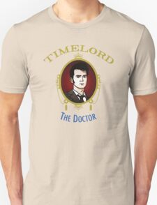 Dr. Who - Timelord - Tenth Doctor (Variant) T-Shirt
