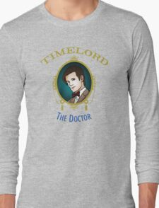 Dr. Who - Timelord - Eleventh Doctor (Variant) Long Sleeve T-Shirt