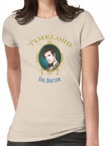 Dr. Who - Timelord - Eleventh Doctor (Variant) Womens Fitted T-Shirt