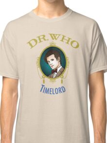 Dr. Who - Timelord - Eleventh Doctor Classic T-Shirt