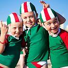 3 Little Life Savers by Ruben D. Mascaro