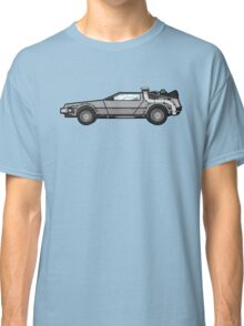 NOW IS THE FUTURE - Delorean 1985 Classic T-Shirt