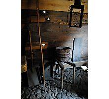 Historic Rooms Photographic Print