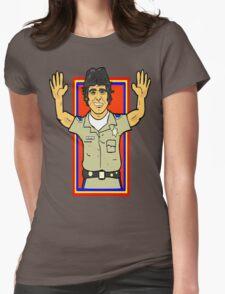 Viva Estrada!!!! Womens Fitted T-Shirt