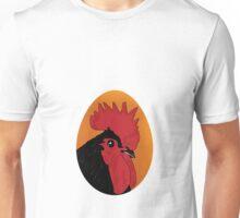 Portrait of a chook 2001 Unisex T-Shirt