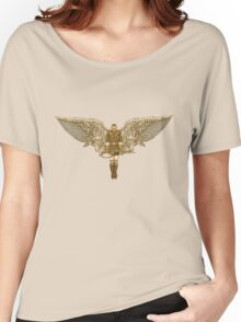 Steampunk T-shirt Peregrine 1 Women's Relaxed Fit T-Shirt