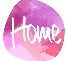 One Direction - Home, Watercolour  by madeoflightingg
