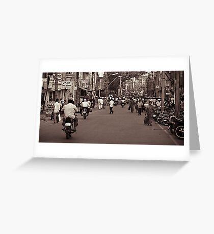 Mysore, India Greeting Card
