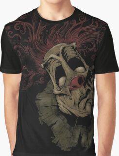 Dark Clown Graphic T-Shirt