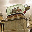 Dome, Spire and Ship in a Bottle (soon to sail away) by TonyCrehan