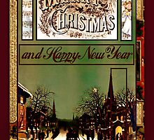 Merry Christmas and happy New Year by Whimzwhirled
