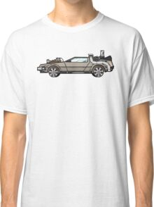 NOW IS THE FUTURE - Delorean 1885 Classic T-Shirt