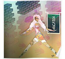 Spare Bricks Poster