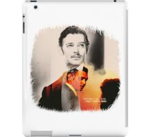 Rhett Butler - Gone with the wind iPad Case/Skin